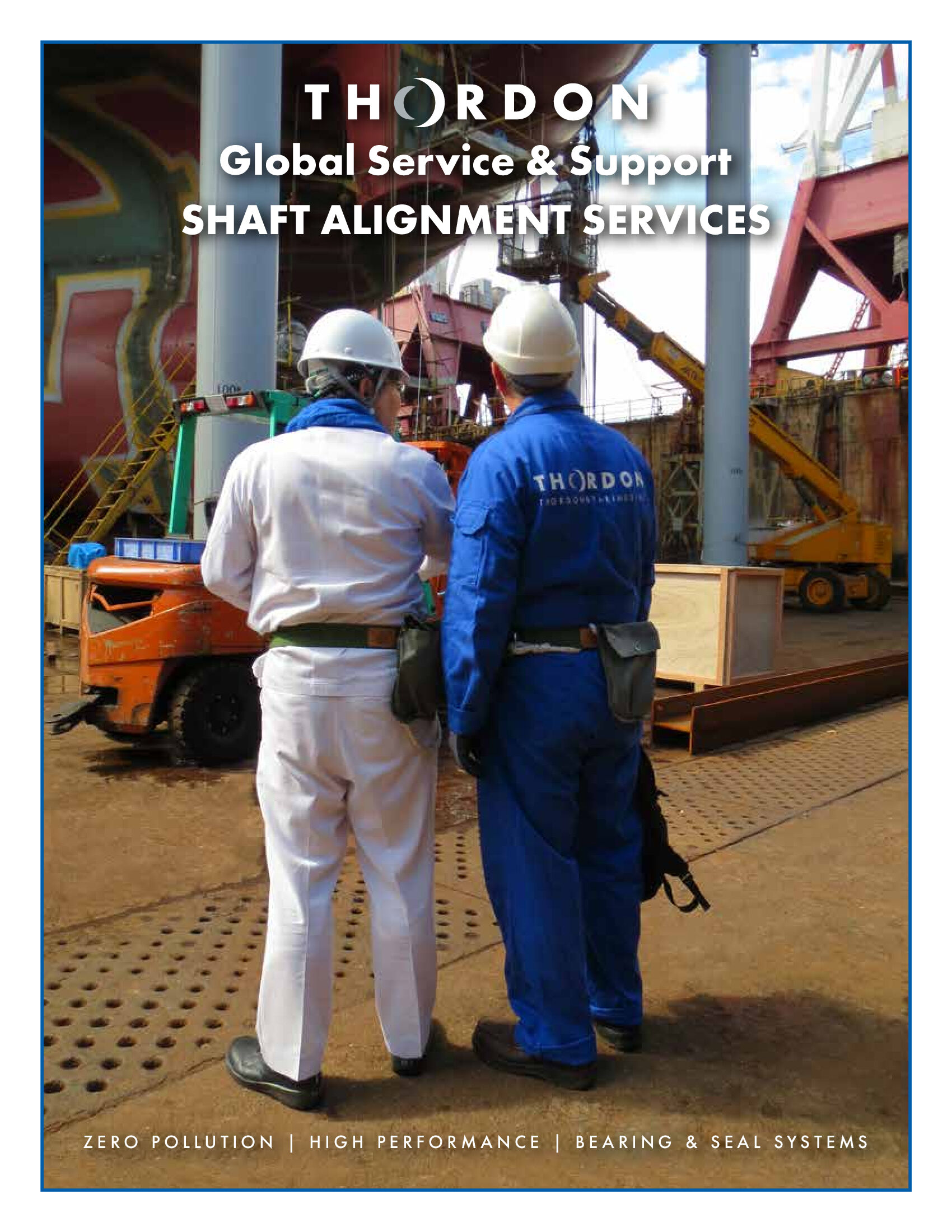 Shaft Alignment Service